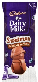 Cadbury: Dairy Milk Mousse Snowman - Chocolate (30g)