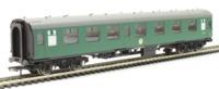 Hornby: BR Mk1 Coach Corridor Composite - BR Green