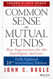 Common Sense on Mutual Funds by John C. Bogle image