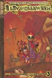 I Luv Halloween Volume 3 Manga by Keith Giffen image