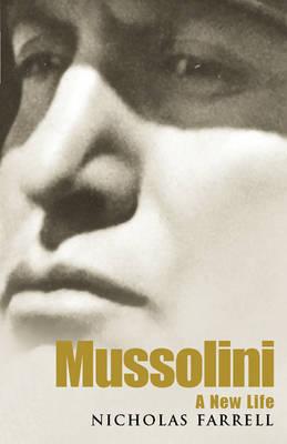 Mussolini by Nicholas Farrell image