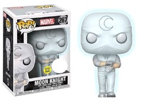 Marvel - Moon Knight (Glow) Pop! Vinyl Figure (LIMIT - ONE PER CUSTOMER)