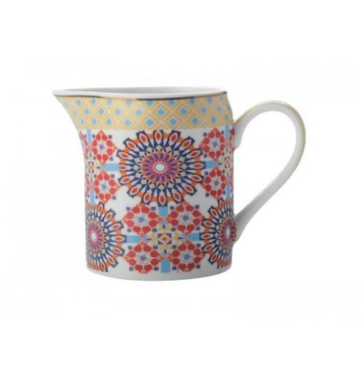 Maxwell & Williams Teas & C's Isfara Creamer - Bukhara Red (300ML)