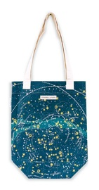 Cavallini & Co: Celestial - Vintage Tote Bag