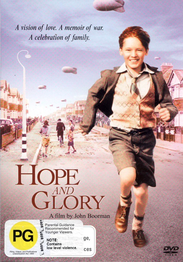 Hope And Glory on DVD image