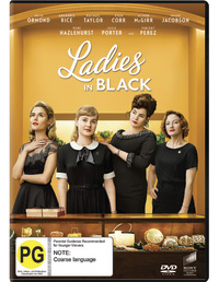 Ladies In Black on DVD