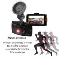 Full HD 1080p Car Dash Camera with Reverse Camera image