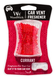 WoodWick Currant Car Air Freshener Clip