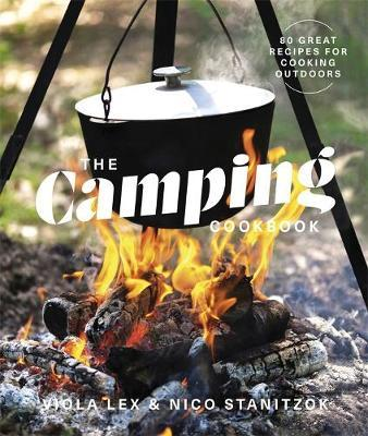 The Camping Cookbook by DK Australia image