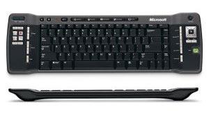 Microsoft Windows XP Media Centre Edition Remote Keyboard
