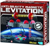 4M Kidz Labs - Anti Gravity Magnetic Levitation