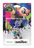 Nintendo Amiibo Inkling Boy - Splatoon Figure for Nintendo Wii U