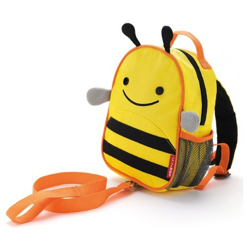 Skip Hop: Zoo-Let Backback Harness - Bee