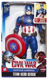 Captain America:  Civil War - Captain America Electronic Titan Hero