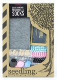 Seedling: Design your own Fashionista Socks
