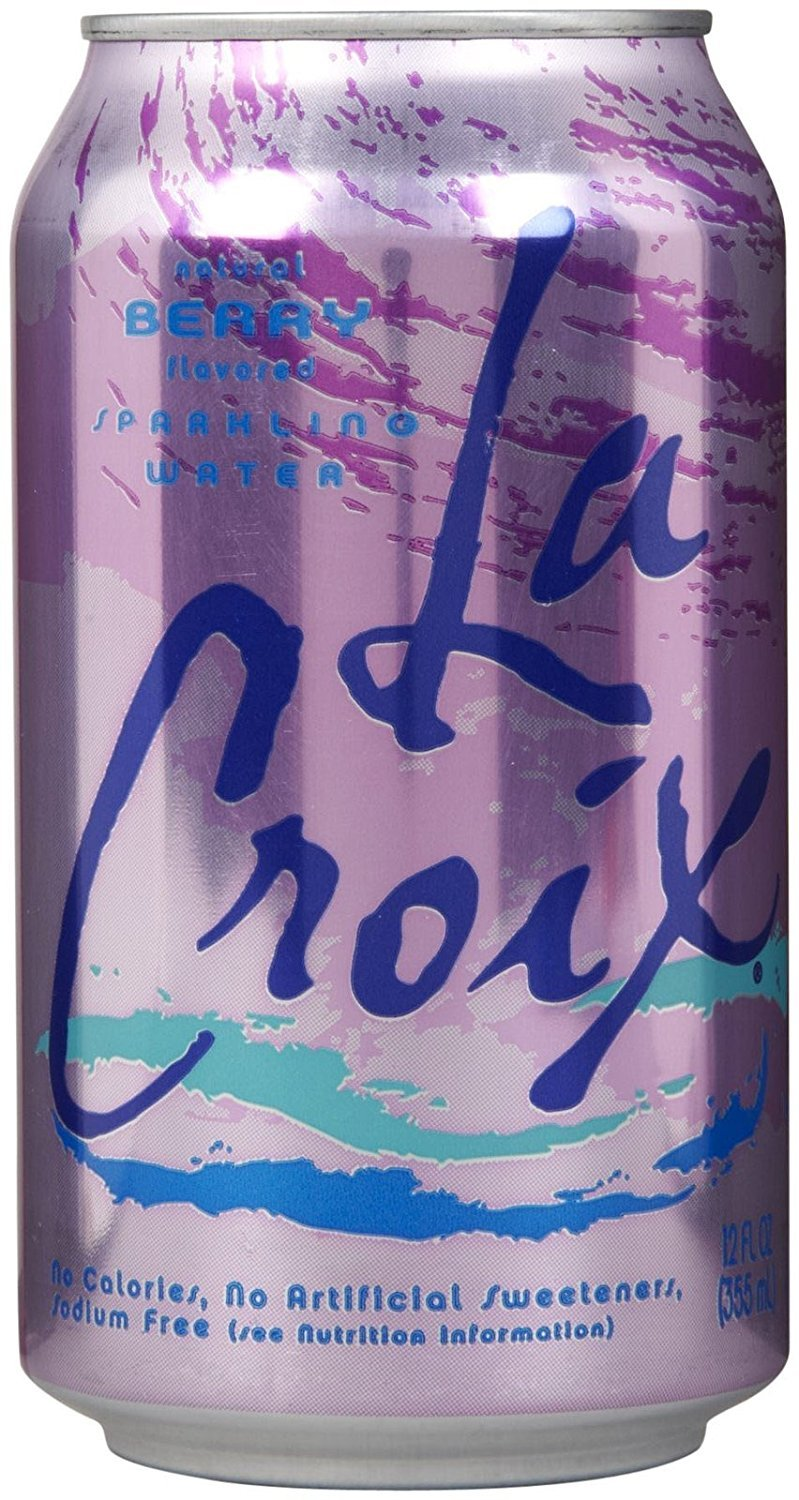 La Croix Sparkling Water Berry At Mighty Ape Nz