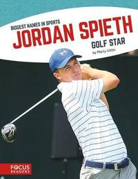 Jordan Spieth by Marty Gitlin