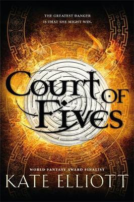 Court of Fives by Kate Elliott image