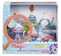 Magic MeeMees: Figure Playset (Iceland)
