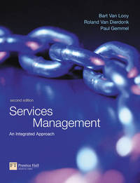 Services Management by Bart Van Looy image