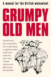 Grumpy Old Men by David Quantick image
