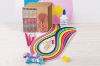 Make It Real: Quilling Creations - Decor Kit