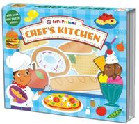 Let's Pretend Chefs Kitchen by Roger Priddy