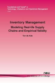 Inventory Management by Ton de Kok image