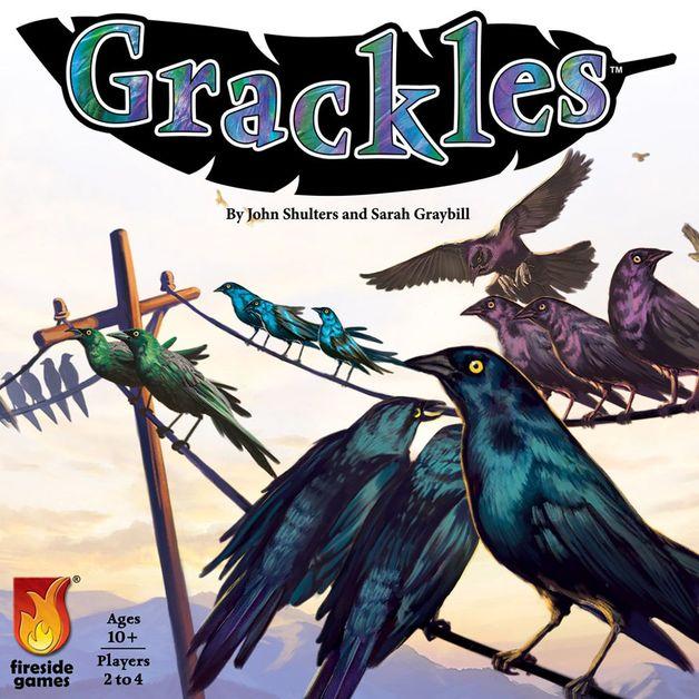 Grackles - Board Game