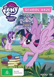 My Little Pony: Friendship is Magic: School Daze on DVD