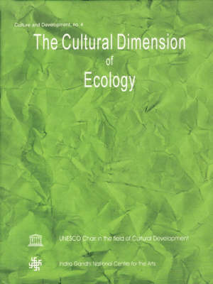 The Cultural Dimension of Ecology image