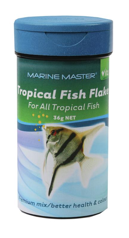 Vitapet: Tropical Fish Flakes 36g