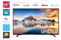 """Kogan 58"""" 4K UHD LED Smart Android TV (Series 9, TU9210)"""