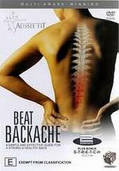 Aussie Fit - Beat Backache on DVD