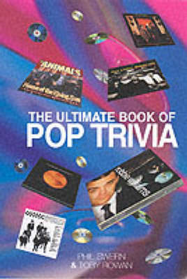 The Ultimate Book of Pop Trivia by Toby Rowan image