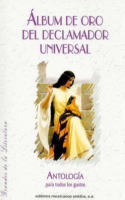 Album de Oro del Declamador Universal by Jose Ramirez image