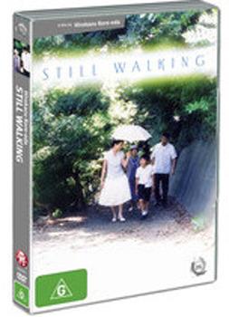 Still Walking on DVD