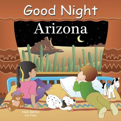 Good Night Arizona by Adam Gamble image
