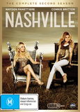 Nashville - The Complete Second Season DVD