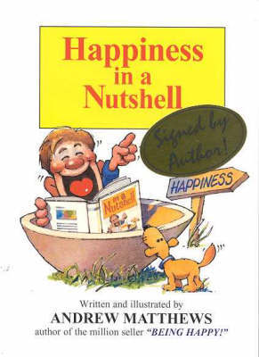 Happiness in a Nutshell by Andrew Matthews image