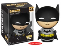 Batman: Black Suit 6-Inch Dorbz XL Vinyl Figure
