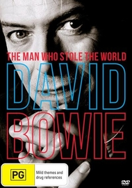 David Bowie: The Man Who Stole The World on DVD