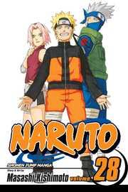 Naruto: v. 28 by Masashi Kishimoto