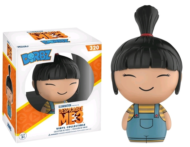 Despicable Me - Agnes Dorbz Vinyl Figure