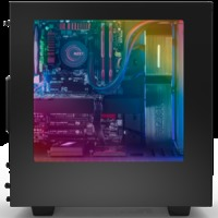 NZXT HUE+ Advanced PC Lighting - Black image