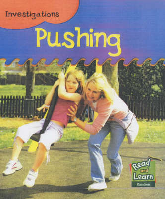 Pushing by Patricia Whitehouse
