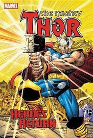 Thor: Heroes Return Omnibus by Dan Jurgens