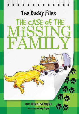 The Case of the Missing Family by Dori Hillestad Butler image