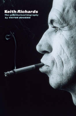 Keith Richards by Victor Bockris image