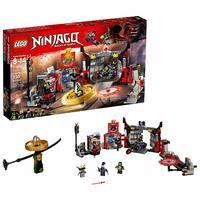 LEGO Ninjago: S.O.G. Headquarters (70640)